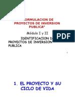 1Diapositivas Del Módulo de Identificación de Proyectos - OTAMDEGRL CR