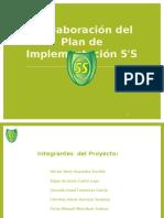 Implementación 5's (Formato Estándar)