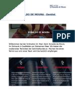 Dr. Ronaldo de Moura - Dentist Saalfeden