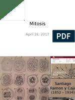 2017_04_26 MITOSIS