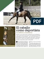 El Caballo Como Deportista Oct 2014