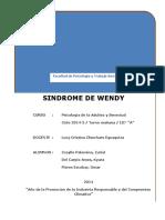 Síndrome de Wendy final.docx
