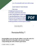 1 - Renew Energy Lecture 1