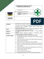 4.1.1 SOP Koordinasi Dan Komunikasi Lintas Program Dan Lintas Sektor