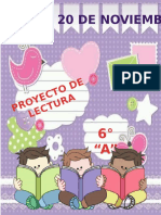PROYECTO LECTURA 2016