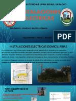 instalaciones electricas UAJMS