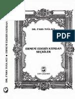 Pars Tuğlacı - Ermemi Edebiyatından Seçkiler-Antoloji - Cem Yay-1992