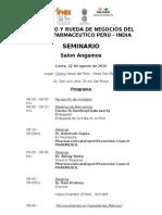 Iphex Latam Seminar