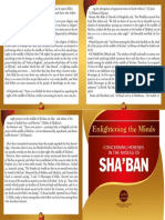 Himmah Publication Enlightening the Minds Sha'Ban