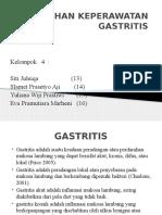 Asuhan Keperawatan Gastritis