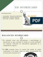 Balanced Scorecard- Gerencia
