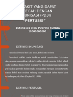 PD3I PERTUSIS
