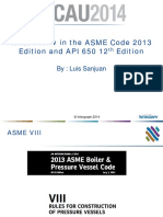 What's New ASME API Edition