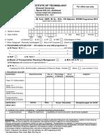 PG 2010 Application Form Final