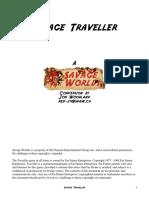 Savage Traveller (for Savage Worlds)
