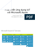 IoT With Microsoft Azure