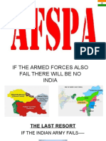 ARMED FORCES SPECIAL POWERS ACT