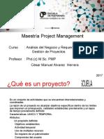 Clase 01 Gestion de Proyectos