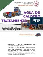 Agua de Calderas(Tapia y Santos)