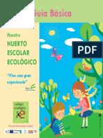 Guía Huerto EscolarEcológico