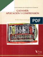 Karczmarczyk Aplicacion y comprensión Sobre Gadamer.pdf