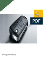 Betriebsanleitung Opel Astra (Stand 02.2006)