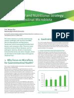 Gastrointestinal Microbiota