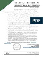 061-2018 - Punct de Vedere Regulament Firme