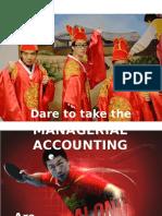 Managerial Accounting Syllabus