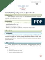 Modul Cnc 3 Setting Benda Kerja Pahat Dan Pso