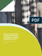 Nivelul de Implicare a Tinerilor În Procesul Decizional Și În Cadrul Organelor Elective