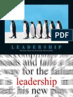 Leadership ppt seminar