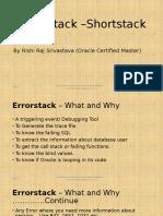 Errorstack Shortstack