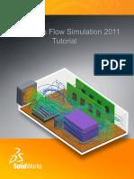 Solidworks Flow Simulation 2011
