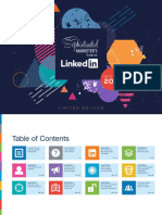 Sophisticated Marketers Guide to Linkedin