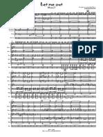 C___MÚSICA__ARRANJAMENTS__let me out partitura