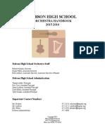 dhsorchhandbook15-16 1-3
