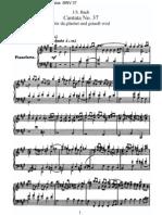 BWV37 - Wer da gläubet und getauft wird