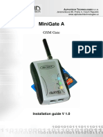 MiniGate a Manual En