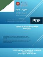 Data Logger Ssi