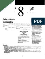 Sampieri - Metodología de La Investigación, Capítulo 8 - Selección de La Muestra
