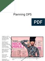 Planning DPS