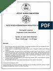 343592966 Kuiz Kebangsaan Malaysia K3M 2016 Peringkat Lanjutan Tingkatan 6 Dan Matrikulasi