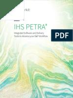 IHS Petra Brochure