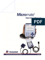 721U0201 Rev 04 - Micromate Operator Manual