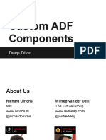Custom ADF Component
