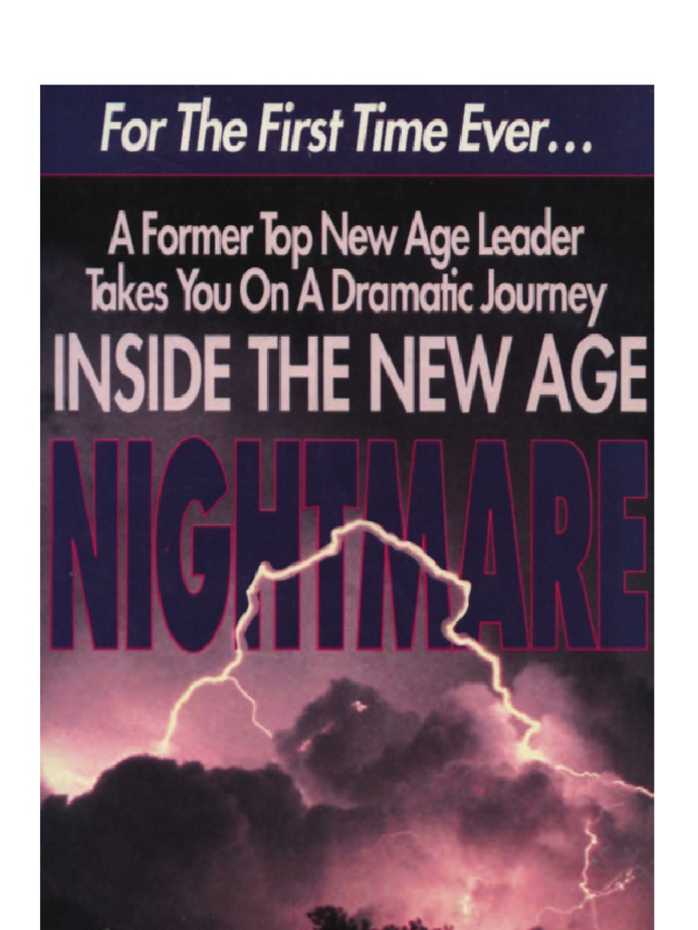 Baer Inside The New Age Nightmare Former New Age Leader Exposes