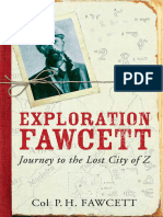Exploracion Fawcett - Coronel Fawcett