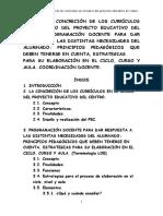 TEMA 2 OPOSICION. La concreción de los currículos en el marco del proyecto educativo de centro.docx