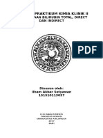 166372470 Pemeriksaan Bilirubin Direct Dan Bilirubin Total Docx